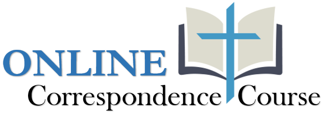 Online Bible Correspondence Course
